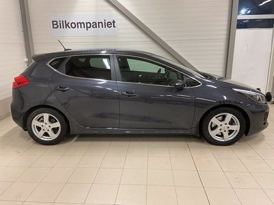 begagnad Kia cee'd 1,6 CRDi GT-Line