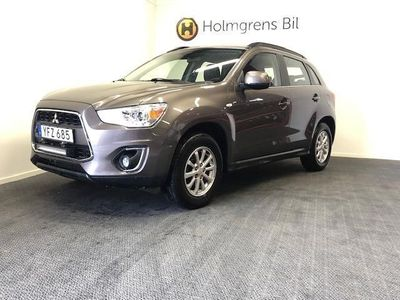 begagnad Mitsubishi ASX 1.6 City Plus