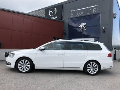 begagnad VW Passat Variant 2.0 TDI BlueMotion 4Motion DSG Sekventiell Premiu