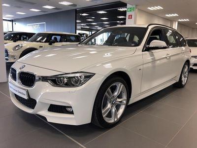 gebraucht BMW 320 i xDrive Touring Aut M-Sport / Navi / Läder / Drag / HiFi