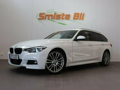 begagnad BMW 320 i xDrive Touring M Sport Navi Drive Assist LED LCI 184hk
