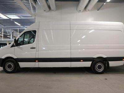 brugt VW Crafter 35 SKÅP 163HK TDI 432/Cargo/Trucker
