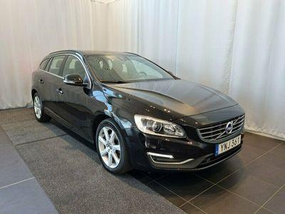 begagnad Volvo V60 D4 Classic Momentum, Garanti 24 månader, On call, Navigation, Keyless Entry and Start, Rattvärme