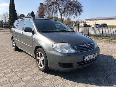 begagnad Toyota Corolla 1.6 VVT-i Kombi