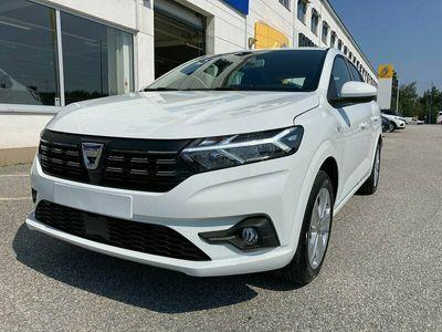 begagnad Dacia Sandero TCe 90 Comfort