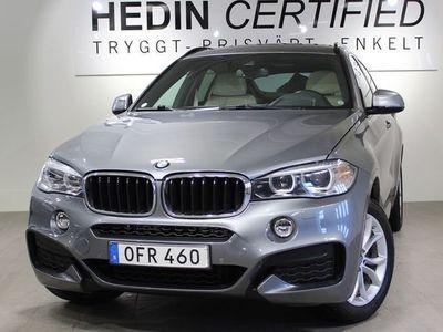 begagnad BMW X6 XDRIVE30D M-Sport 258Hk Värmare