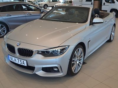 used BMW 420 i Cabrio M-Sport / Navi / Parking / Hi -19