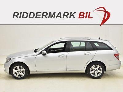 begagnad Mercedes C250 C BenzCDI S204 Aut Drag 2010, Personbil 109 800 kr