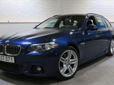 begagnad BMW 530 d xDrive M-Sport Automat Drag