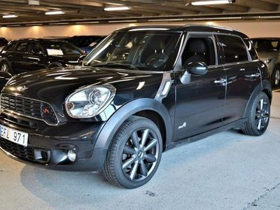 begagnad Mini Cooper SD Countryman ALL4 Automat 2013, Halvkombi Pris 139 900 kr