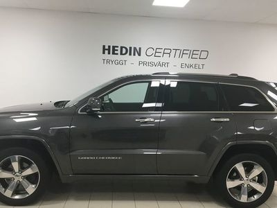 begagnad Jeep Grand Cherokee Jeep Grand Cherokee 3.0 V6 CRD 4WD Automatisk