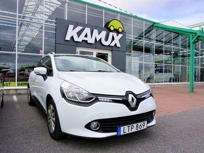 begagnad Renault Clio GrandTour 1.5 dCi Navi S&V-hjul