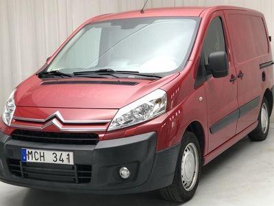 begagnad Citroën Jumpy III 2.0 HDI Skåp (163hk)