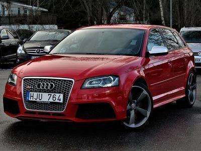 begagnad Audi RS3 2.5TFSI Q 340HK SVENSKSÅLD