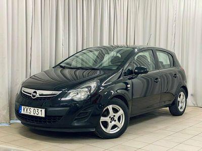 begagnad Opel Corsa 1.4 Automat 100hk Rattvärmare P-sensor