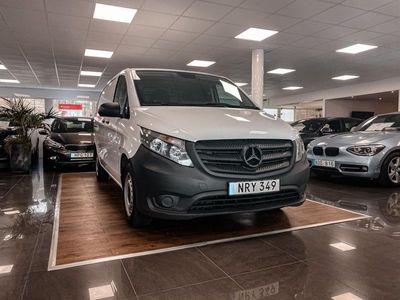 begagnad Mercedes Vito Benz 111 d 2016, Transportbil 169 900 kr