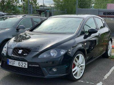 """begagnad Seat Leon Cupra R 2.0 TSI 300hk,Bra skick,""""19 Däck,2äg"""