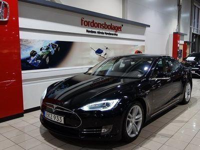 begagnad Tesla Model S 85 Leasbar Svensksåld -14