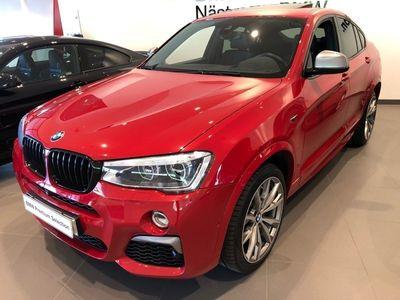 brugt BMW X4 M40i Innovation / Lounge / Nav (360hk)