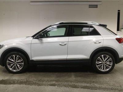 begagnad VW T-Roc GT 2.0 TSI 190 4M/Drag/P-värmare/Plus