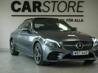 begagnad Mercedes 300 C-KlassCoupé AMG Premium Plus 258hk