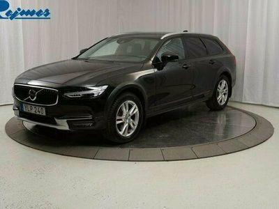 begagnad Volvo V90 CC D4 AWD Pro Edition 2019, Kombi Pris 339 000 kr