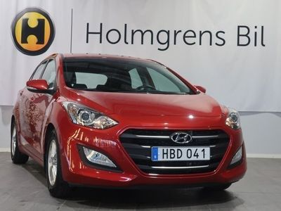 used Hyundai i30 1.6 D 5dr Comfort (110hk)