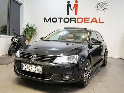begagnad VW Jetta 2.0TSI/Aut/Lucka/Premium