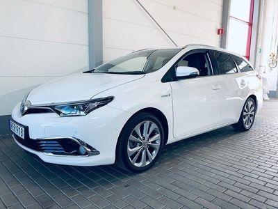 used Toyota Auris Executive