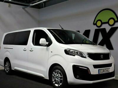 begagnad Peugeot Traveller 1.5 BlueHDi   9-sits  
