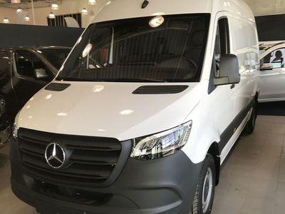 begagnad Mercedes Sprinter 316 CDI SKÅP A2 10m3