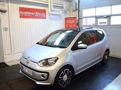 gebraucht VW up! 3-dörrar 1.0 Drive, Premium, Sport 75hk