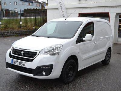 begagnad Peugeot Partner Bluehdi 100hk -15