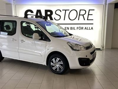 begagnad Citroën Berlingo Multispace 1.6 BlueHDI