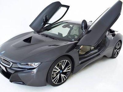 begagnad BMW i8 El / hybrid Sportkupé