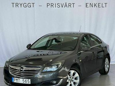 begagnad Opel Insignia 2.0 BiTurbo CDTI 4x4 AUT 195hk Värmare Drag