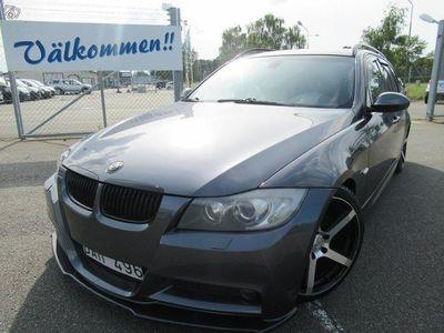 begagnad BMW 325 d M Sport paket Comfort 197hk