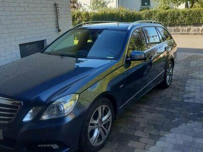 begagnad Mercedes E350 212 KCGI