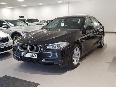 begagnad BMW 520 d Sedan 184HK Drag
