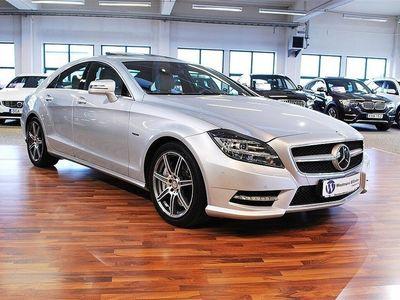 begagnad Mercedes CLS500 BE 408 hk AMG *Exclusive Paket*