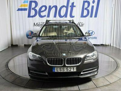 begagnad BMW 520 d xDrive Touring Rattvärme / Dragkrok