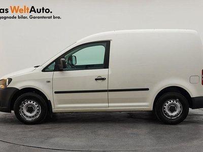 begagnad VW Caddy Skåp 1,6L TDI 102/P-värmare/