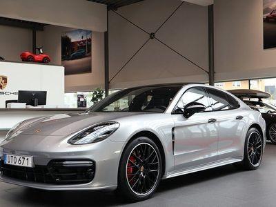 begagnad Porsche Panamera Turbo Turbo