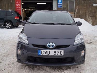 begagnad Toyota Prius HSD 1.8 VVT LÅGMIL!
