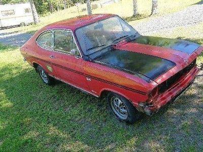 brugt Opel Kadett