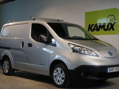 begagnad Nissan e-NV200 Van Comfort Plus MOMS 109hk