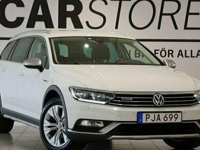 begagnad VW Passat Alltrack 2.0 4M GT Executive Cockpit Skinn