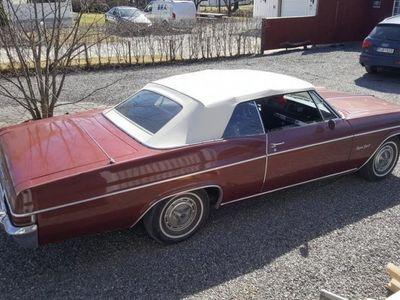 begagnad Chevrolet Impala cabriolet