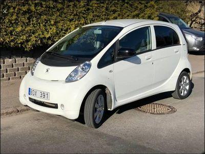 begagnad Peugeot iON 16 kWh Elbil