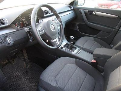 begagnad VW Passat VARIANT TDI 140 4M MASTERS
